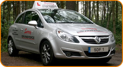 Cheap Driving Lessons Surrey